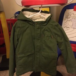 Other - GREEN JACKET 3T